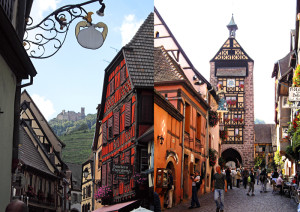 Tourisme et loisirs chambres h tes de charme en alsace - La table alsacienne kaysersberg ...