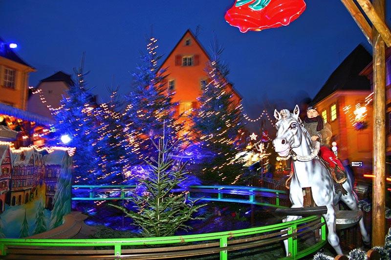Féérie des marchés de Noël