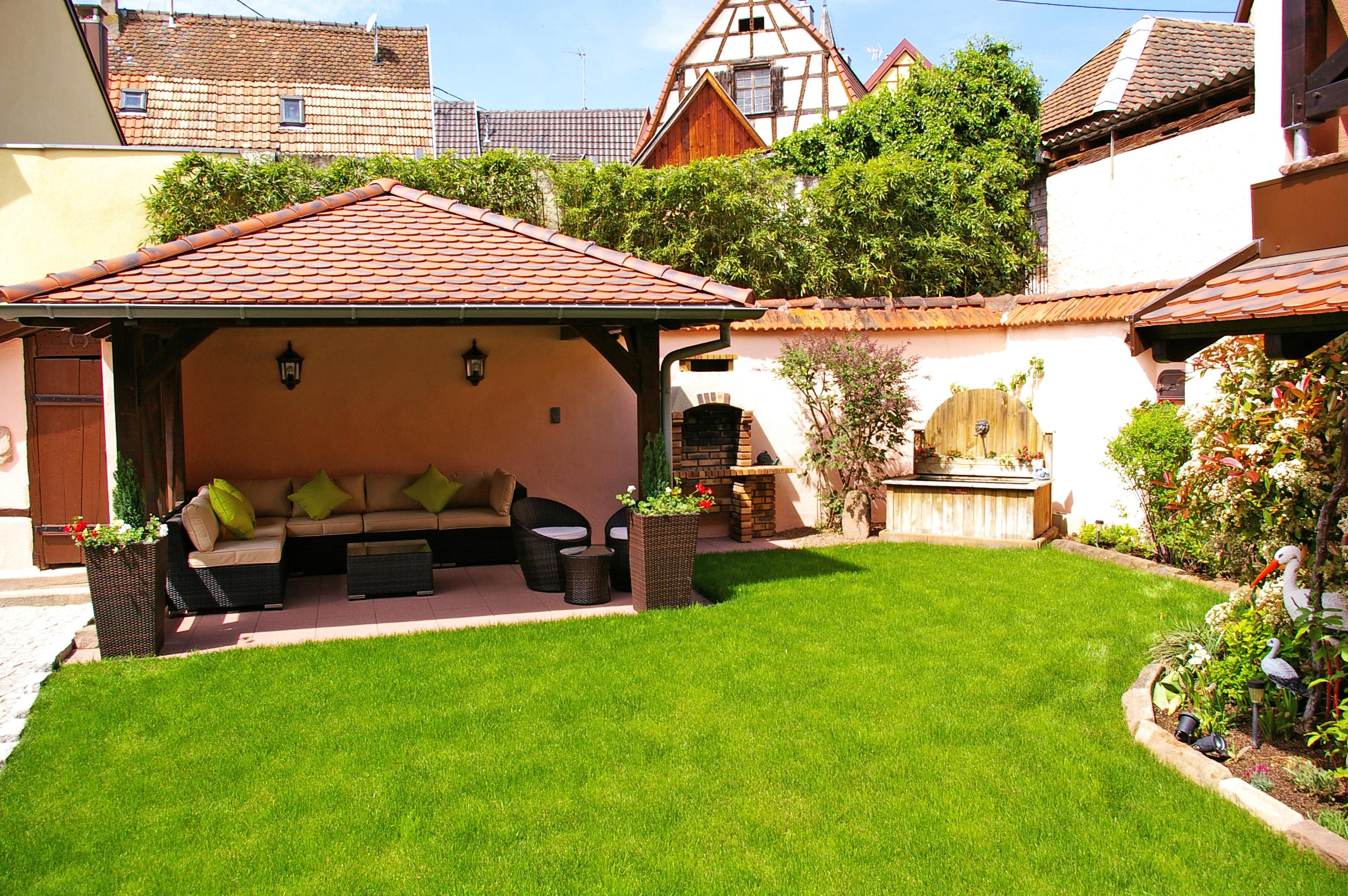 Chambres h´tes de charme en Alsace sur la Route des Vins proche